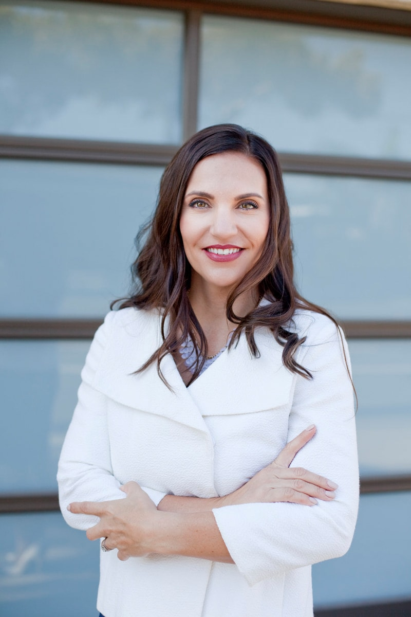 San Diego Branding Photography, woman in a white coat